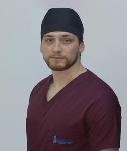 DR. ION CULEAC
